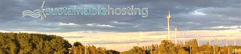 Sustainable Hosting